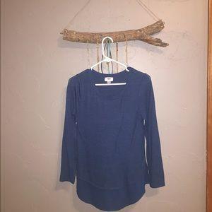 Blue OldNavy Sweater